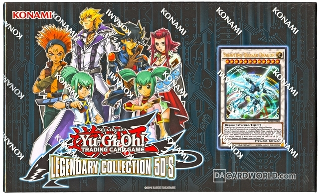 Legendary collection 5ds
