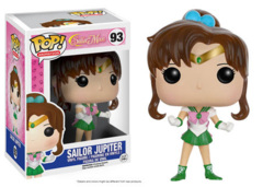 #93 - Sailor Jupiter (Sailor Moon)