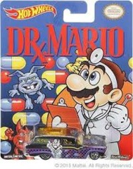 Dr. Mario (Hot Wheels) - 8 Crate Delivery