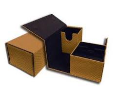 Light Brown - Elder Dragon Vault - Deck Box (Legion)