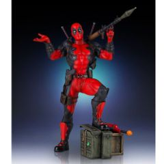 -DEADPOOL - MARVEL COMICS :COLLECTORS GALLERY STATUE