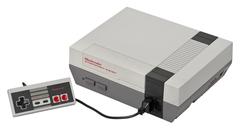 (NES) Nintendo Entertainment System/ 1 controller