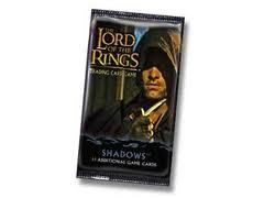The Lord of the Rings Booster Pack - Shadows