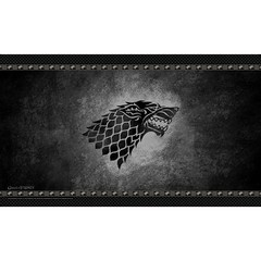 Game of Thrones Playmat (House Stark)