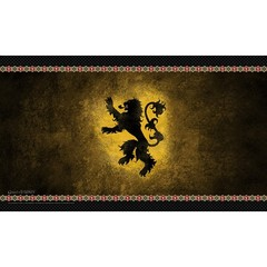 Game of Thrones Playmat (House Lannister)