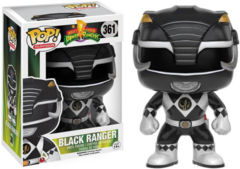 #361 -  Black Power Ranger (Mighty Morphin Power Rangers)