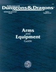 2nd Edition Arms and Equipment Guide (Dungeon & Dragons)
