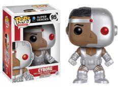 #95 - Cyborg (DC Super Heroes)