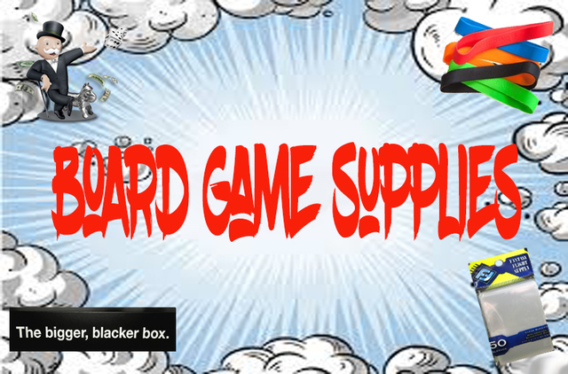 Boardgamesupplies