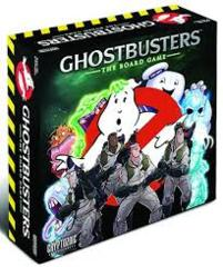 Ghostbusters - The Board Game -