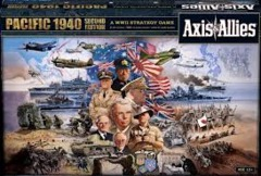 Axis & Allies 1940 Second Edition