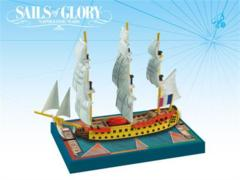 Sales of Glory Ship Pack HMS Zealous 1785 / HMS Superb 1760