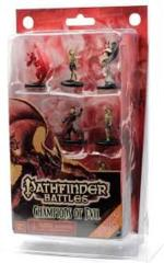 Pathfinder Battles Champions of Evil Encounter Pack