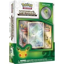 Mythical Pokemon Collection: Celebi