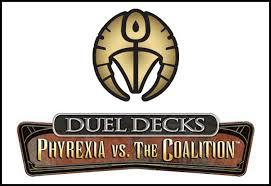 Duel decks phyrexia vs. the coalition