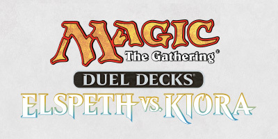 Duel decks elspeth vs. kiora