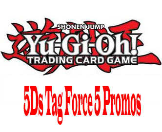 5ds tag force 5 promos
