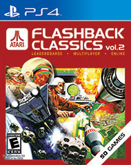 Atari Flashback Classics Vol 2 (Playstation 4)