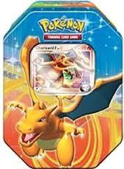 pokemon fall 2014 tins Charizard