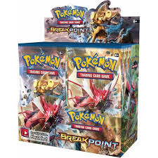 Pokemon Booster Box: XY BREAKPoint