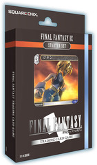 Final Fantasy Tcg: IX Fire & Water Starter Deck