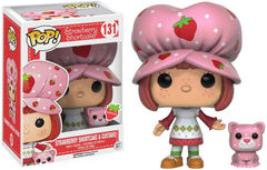 #131 - Strawberry Shortcake + Custard (Strawberry Shortcake)
