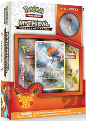 Mythical Pokemon Collection: Keldeo