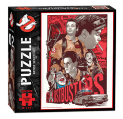 Ghostbusters Artist Series 02 - 550 Piece Puzzle