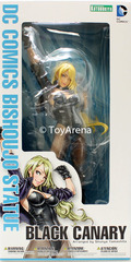 DC Bishoujo Collection: Black Canary Statue