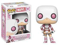 #197 - Gwenpool (Marvel)