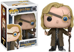 #38 Mad-Eye Moody (Harry Potter)