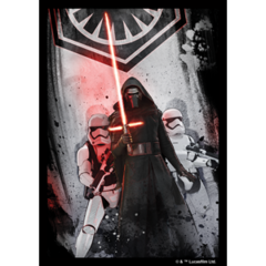First Order - The Force Awakens (Fantasy Flight) - Standard Sleeves - 50ct