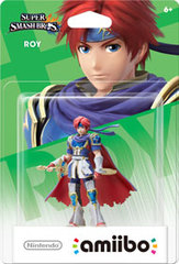 Super Smash Bros. Roy Amiibo