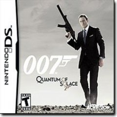 007 Quantum of Solace (Nintendo DS)