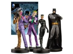 Eaglemoss Masterpiece Collection: Batman 75th Anniversary