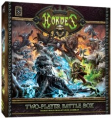 Hords Two Player Battle Box