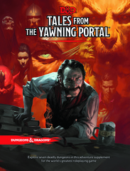 Dungeons & Dragons RPG - Tales from the Yawning Portal  (5th Edition)