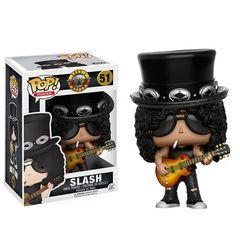 #51 - Guns N Roses: Slash