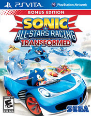 Sonic and All-Stars Racing Transformed (PS Vita)