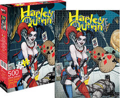 DC Comics: Harley Quinn Cover (500 Piece Puzzle)