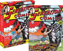 DC Comics: Wonder Woman Cover (500 Piece Puzzle)