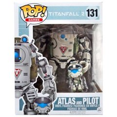 Atlas and Pilot (Titan Fall 2) Gamestop Exclusive