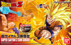 Dragon Ball Z Super Saiyan 3 Son Gokou Model Kit