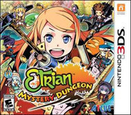 Etrian Mystery Dungeon With Music CD (Nintendo 3DS)