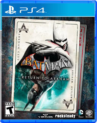 Batman Return to Arkham (Playstation 4)