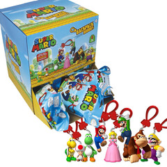 Super Mario (Backpack Hanger) - Mystery
