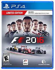 F1 2016 (Playstation 4)