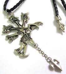Final Fantasy 7 Advent Children Vincent Valentine Necklace