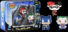 #04  Batman - Harley Quinn - The Joker (DC Comics)