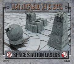 Battlefield in a Box: Space Station Lasers